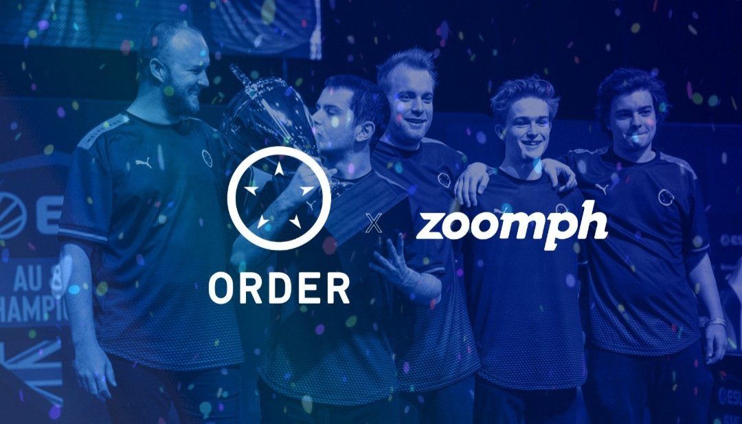 OORDER partners with zoomph