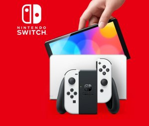 Nintendo announces new OLED model for their Switch console