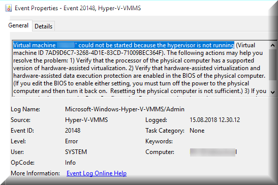 Hyper-V Archives - BlackCat Reasearch Facility