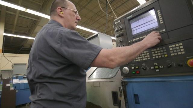 Programming CNC Machine