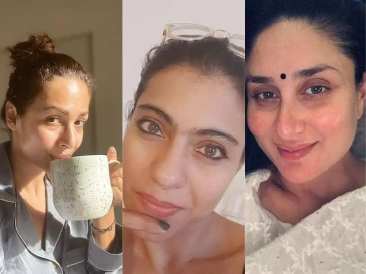 करीना कपूर से लेकर काजोल तक, नो मेकअप लुक में देखिए कैसी दिखती हैं ये बड़ी अभिनेत्रियां