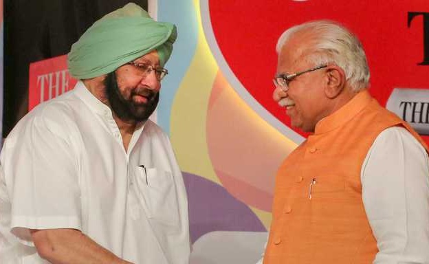 'How many crops does Punjab buy?' Haryana CM Khattar lashes out at Amarinder Singh over farmers' issues