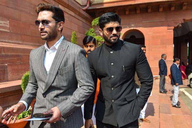 लोजपा सांसद प्रिंस राज, चिराग पासवान के खिलाफ रेप का आरोप भी एफआईआर में नामजद