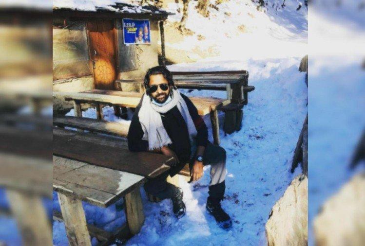 शहीद मेजर मयंक विश्नोई -File phot