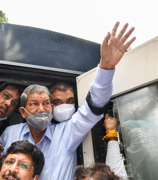 Sonia Gandhi to decide next Punjab CM after elections, says Harish Rawat