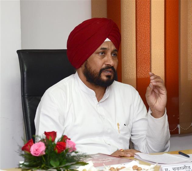 पंजाब के मुख्यमंत्री चरणजीत चन्नी ने ग्रामीण क्षेत्रों में 'लाल डोरा' में रहने वाले लोगों को मालिकाना हक देने की योजना की घोषणा की
