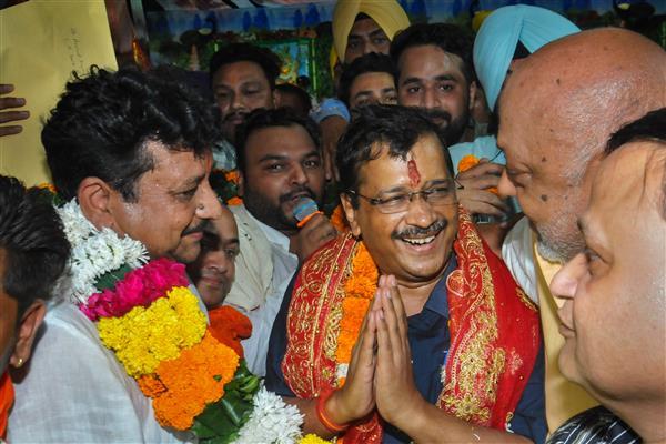 Punjab polls: Kejriwal promises to end 'inspector raj', red-tapism; redress industry's grievances