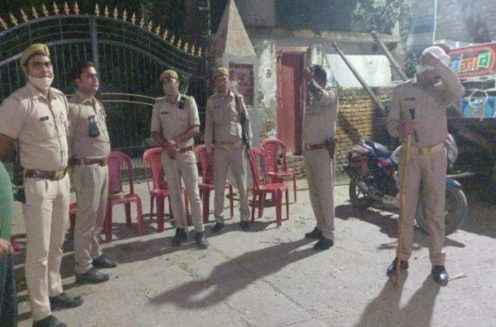 baghpat police