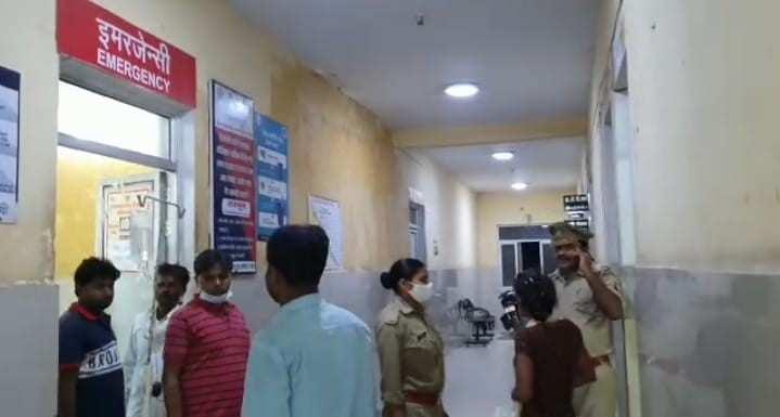 यूपी के फतेहपुर में युवती से रेप, लहूलुहान हालत में जिला अस्पताल के बाहर छोड़कर आरोपी फरार