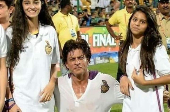 शाहरुख खान को अपना दूसरा पिता मानती हैं अनन्या पांडे, खास बॉन्डिंग पर कही थी एक बात