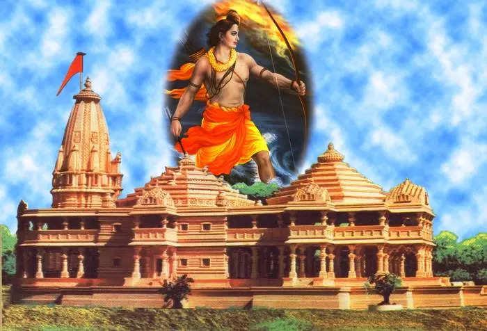 Ram temple construction: राम मंदिर की नींव का काम पूरा, 2023 से गर्भगृह में भगवान देंगे दर्शन