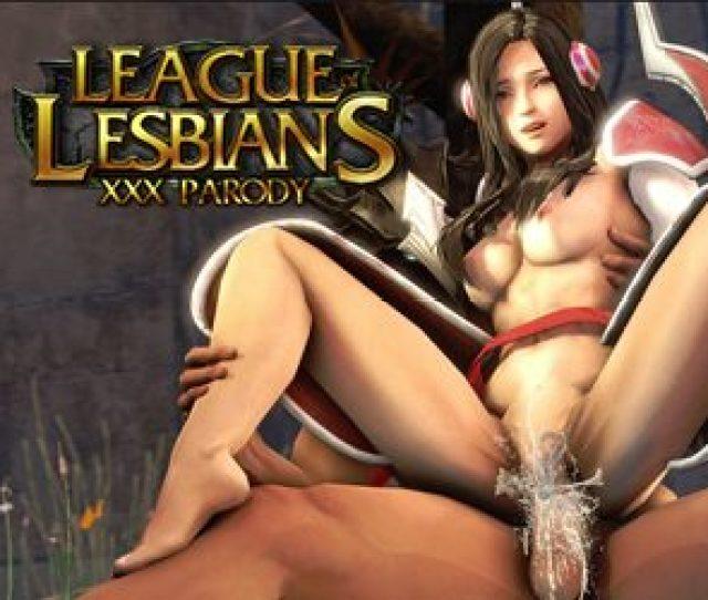 League Of Legends Porn Game
