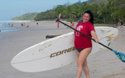 STACEY MAC «QUEEN OF SUP»