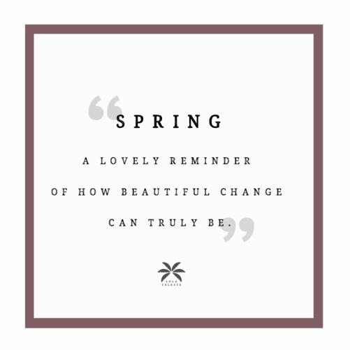 15 Inspiring Spring Quotes To Welcome A New Season Lola Celeste