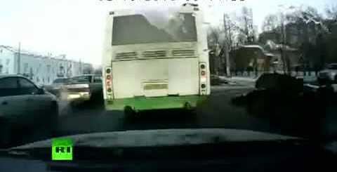 Impressionante meteorito na Rússia
