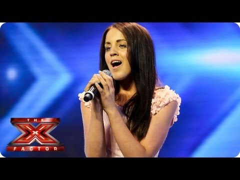 Jovem encanta júri do programa The X Factor UK