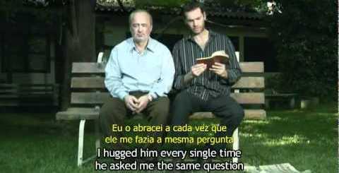 Pai e filho, lição de vida