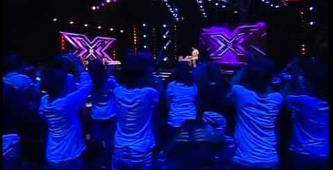 Mais uma pérola no Factor X Portugal