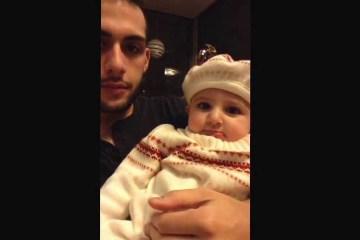 Bebé de 1 ano aprende a fazer beatbox em menos de 30 segundos