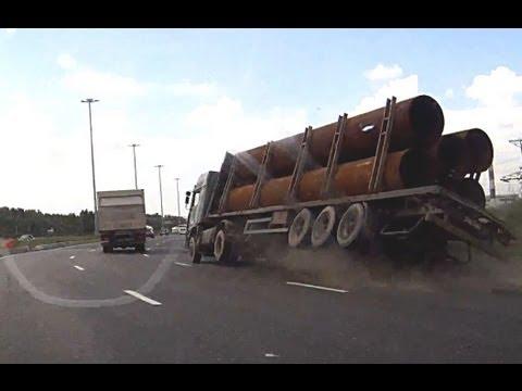 Camionistas com kit de unhas