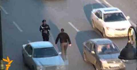 Polícias corruptos na Rússia