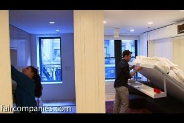 O apartamento de sonho de qualquer solteiro
