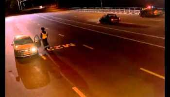 policia manda parar carro