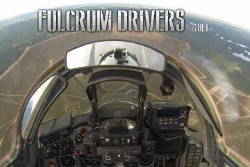 Imagens incríveis da força aérea Polaca