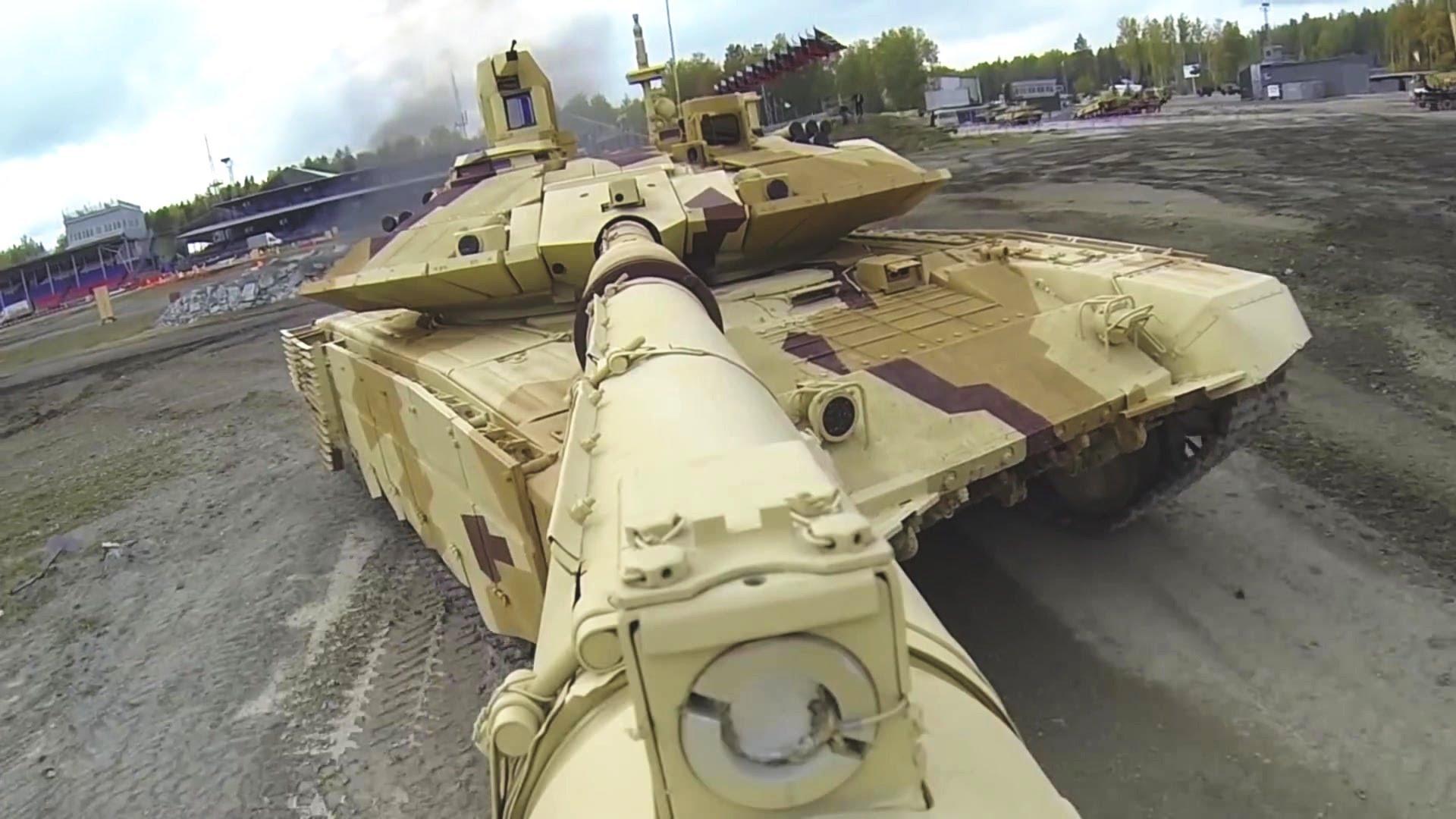 Exposição de armamento russo