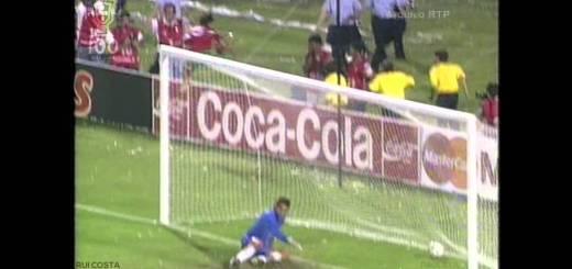 Os golos históricos e arrepiantes da seleção portuguesa