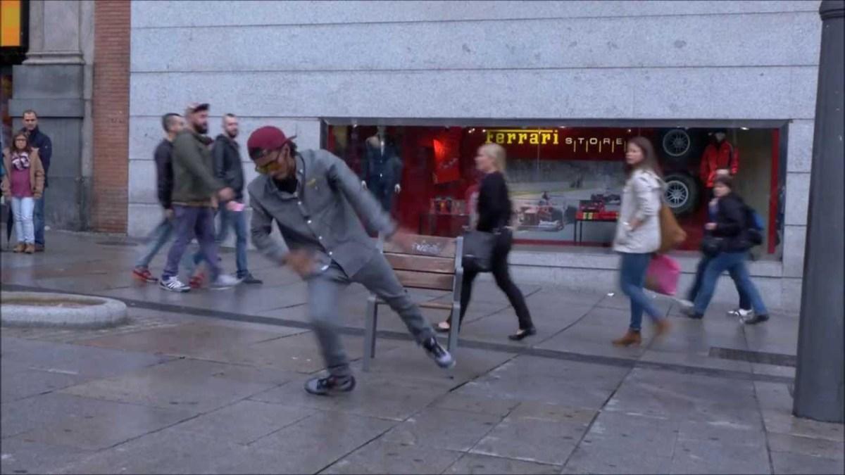 Quando dançar atinge outra dimensão
