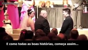 Discurso muito bom de um pai no casamento da filha