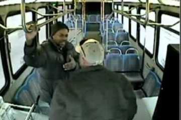 Motorista de autocarro passou-se da cabeça