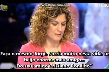 Cristiano Ronaldo escreve cartas a miúdos com grandes dificuldades e emociona Espanha