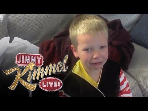 Reacções hilariantes de miúdos cujos pais comeram os doces do Halloween