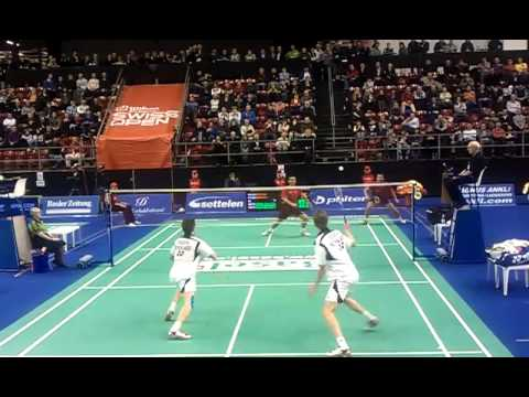 Badminton espectacular