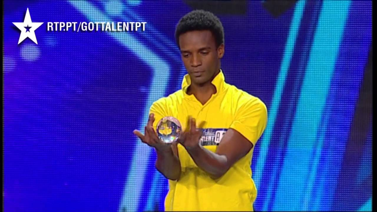 Got Talent Portugal, Luís Reis malabarista