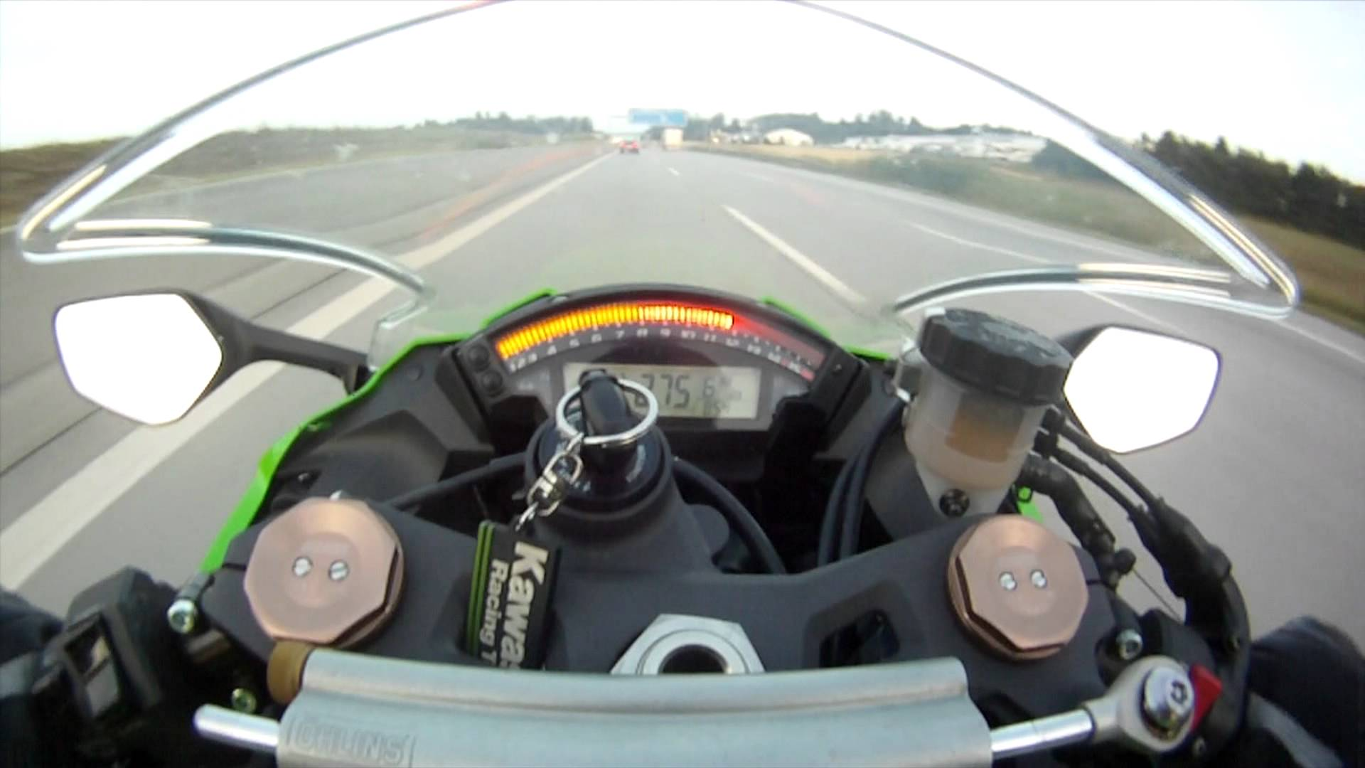 Kawasaki ZX-10R Audi RS6 ABT