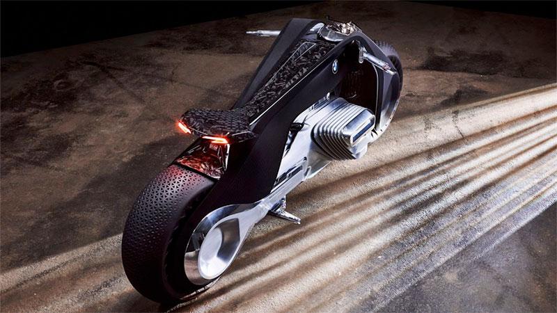 BMW apresenta mota do futuro