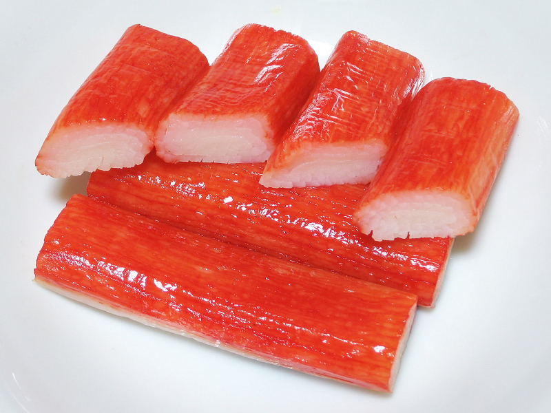 delicias do mar, crab sticks, kanikama