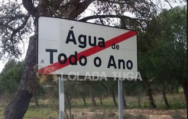 nomes engraçados de terras portuguesas - Água de Todo o Ano