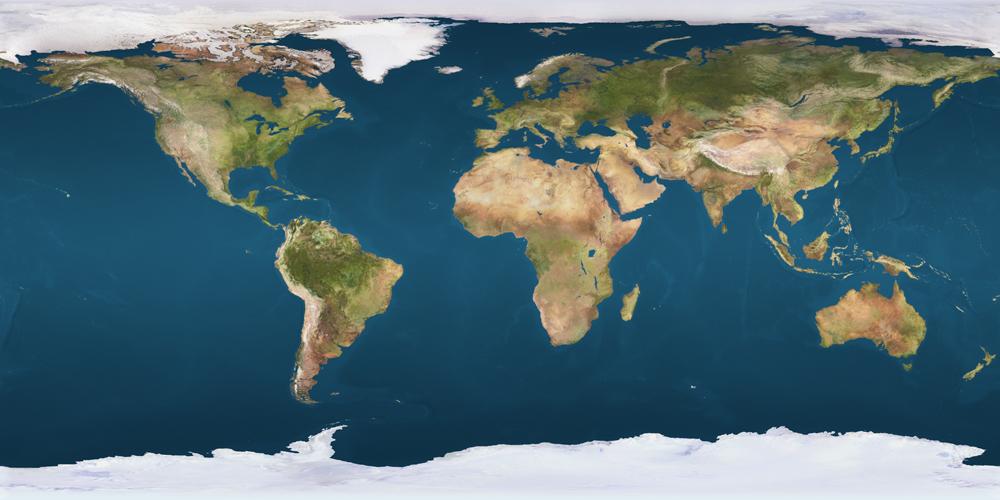 Quantos países existem no mundo ?