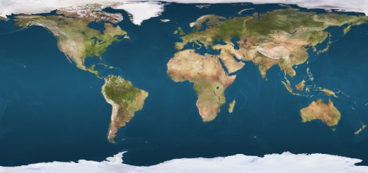 quantos países existem no mundo
