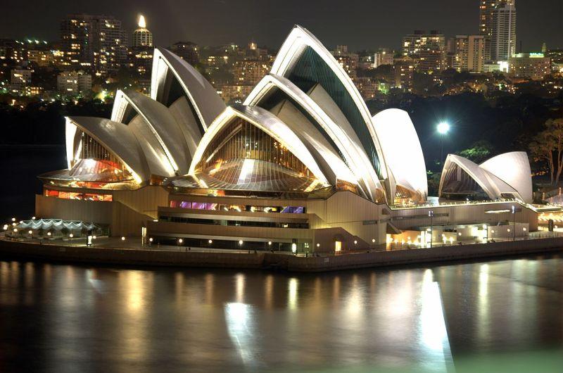 Maiores países do mundo - Austrália