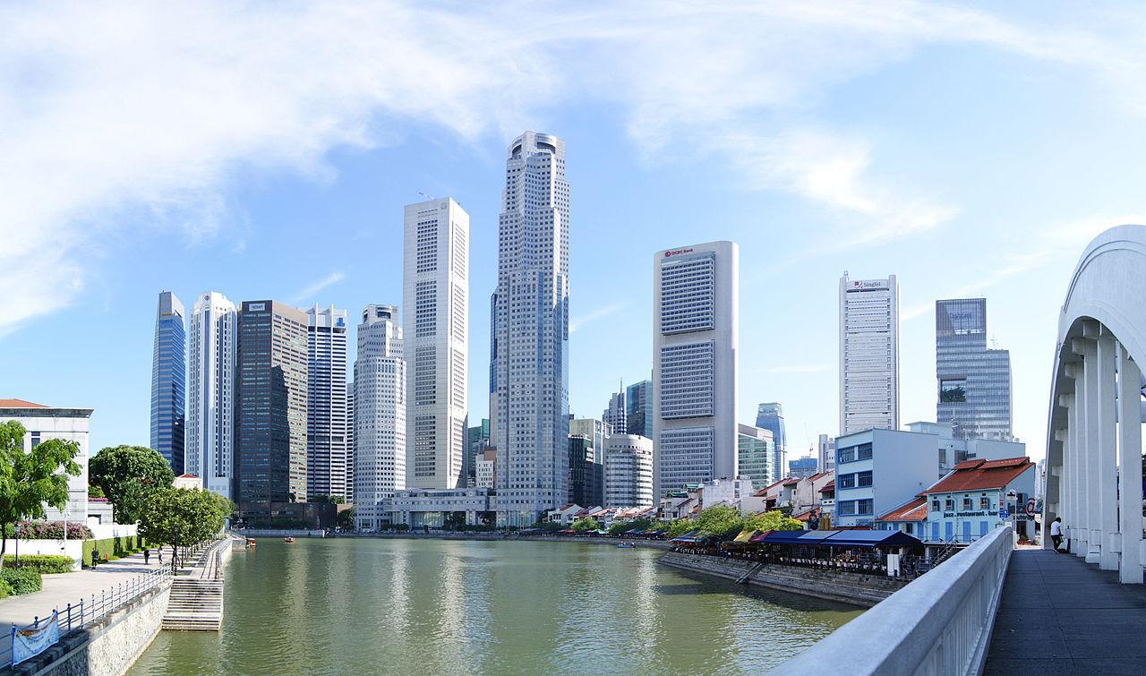 Cidades mais caras do mundo Singapura