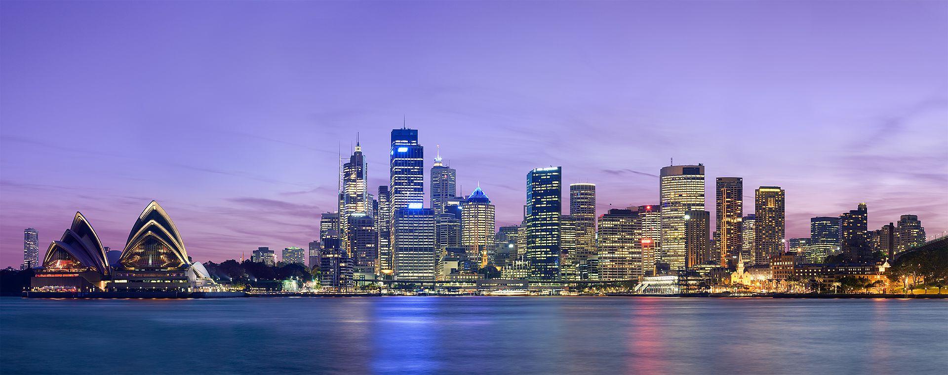 Cidades mais caras do mundo Sidney