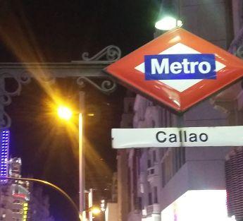 METRO+Granvia+Madrid