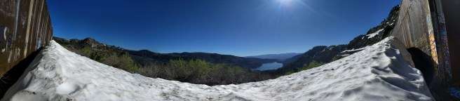 Pano of Donner