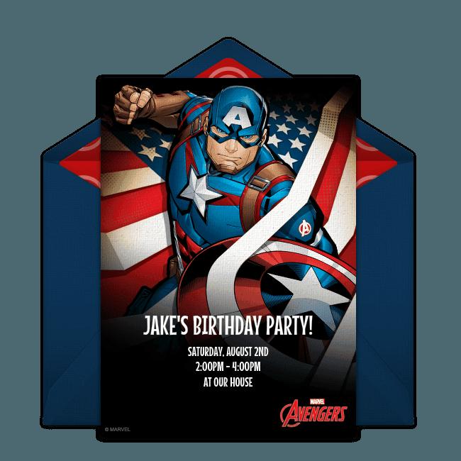 superhero party ideas avengers party