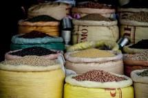 Legumbres, cereales, pasta, siempre integrales. Alimentación sana en la menopausia.